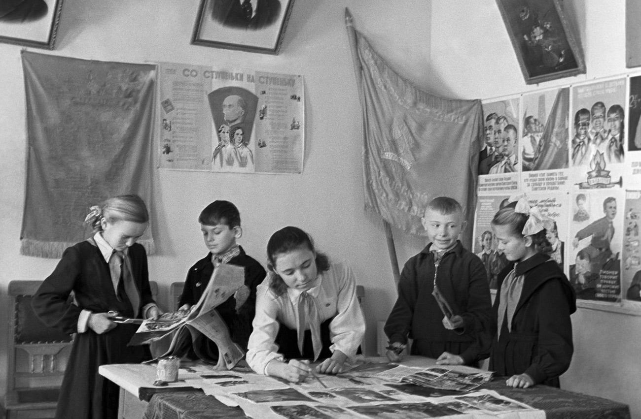 фото школа в ссср