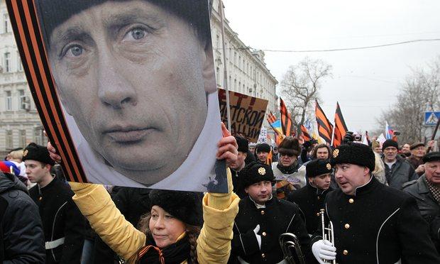 Список дня: 10 книг о путинской России - ВОС